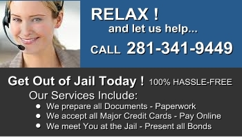 Bail Bonds in Richmond Texas
